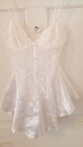 Other - Bridal lingerie sz M